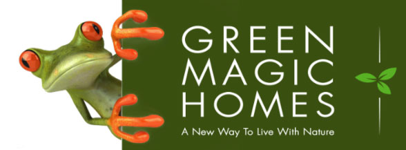 Green Magic Homes are innovative eco-friendly designs that are perfect for the Nicaragua climate.